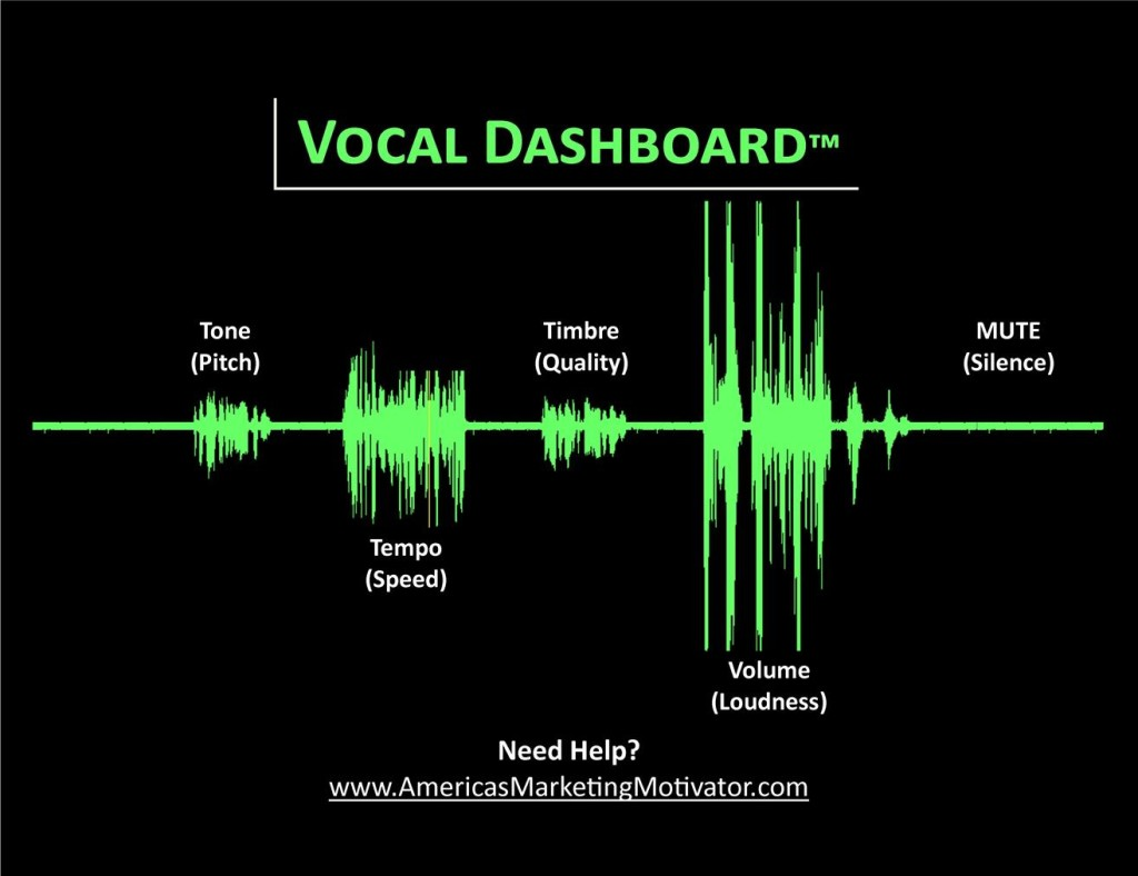 Vocal Dashboard - from Kathy McAfee
