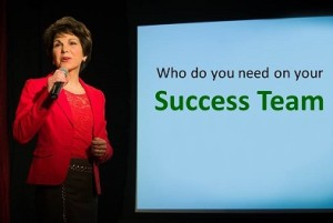 Clients web page - who's on your success team