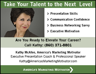 Take your talent to the next level with Kathy McAfee