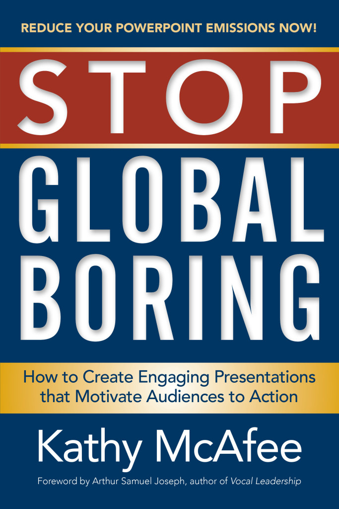 Stop Global Boring cover