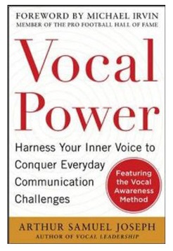 Vocal Power - book cover